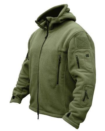 Recon Tactical Hoodie - Olive Green