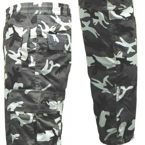C41 Camouflage Thermal Cargo Trousers