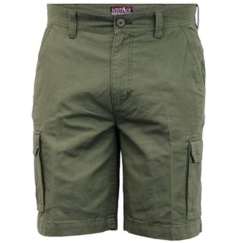 Mens Logan Chino Cargo Shorts