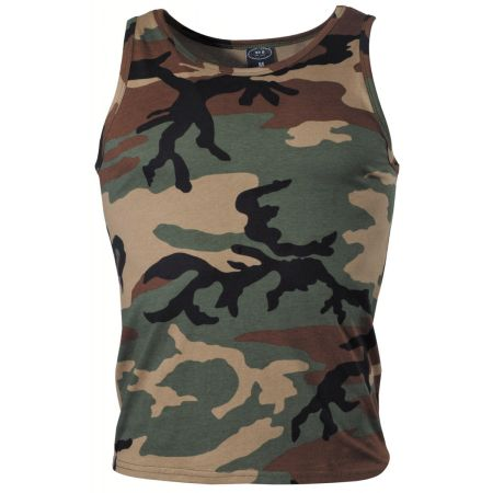 US tank top - DPM