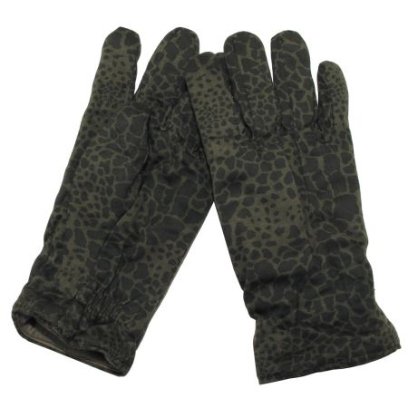 Pol. gloves, puma camo