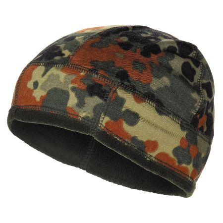 Caciula BW Hat Fleece - Flecktarn