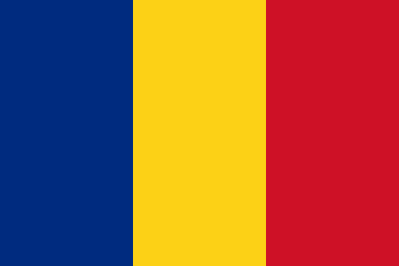 Flag of Romania - 70/120