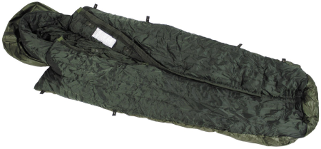 GREEK MILITARY SLEEPING BAG