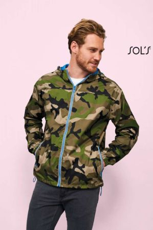 Waterproof Jacket  SOL`S