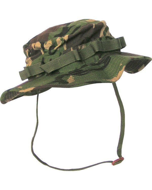 Boonie Hat - US Style Jungle Hat - British DPM