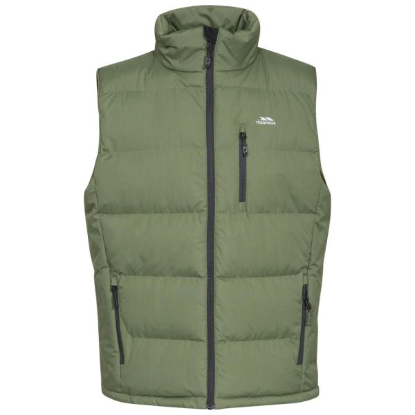 Waterproof  Vest - Trespass Green