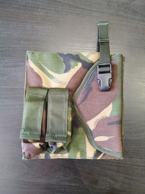 Module Holster with magazine - DPM