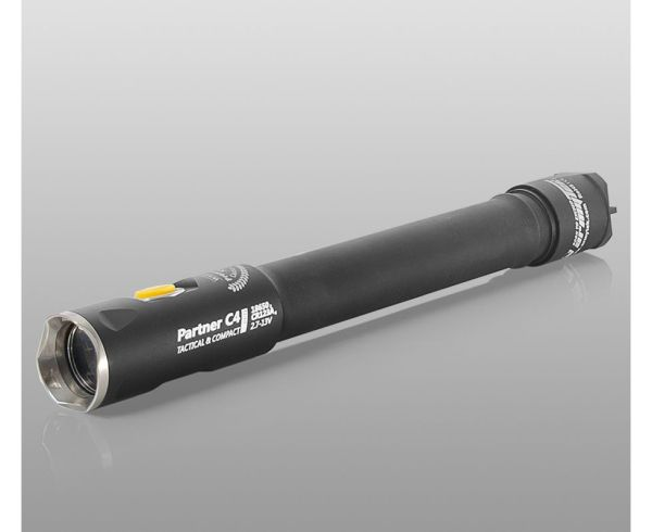 PARTNER C4 PRO TACTICAL FLASHLIGHT