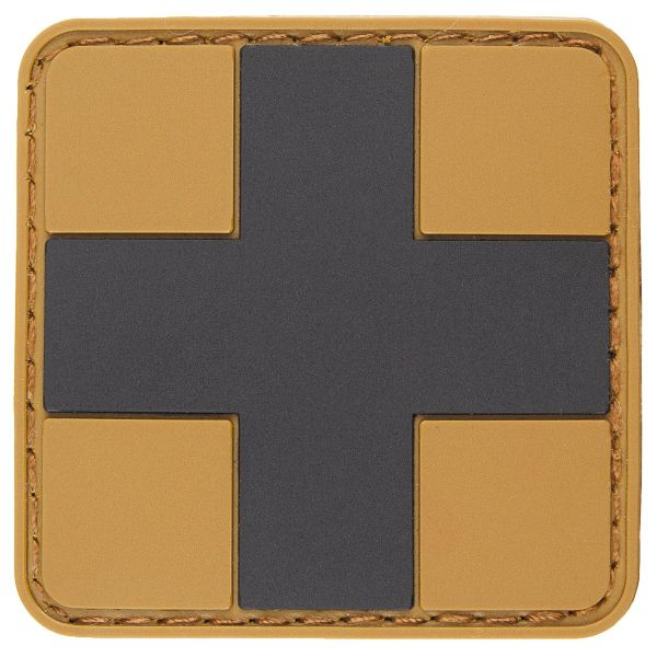 First Aid Patch - Black / Coyote