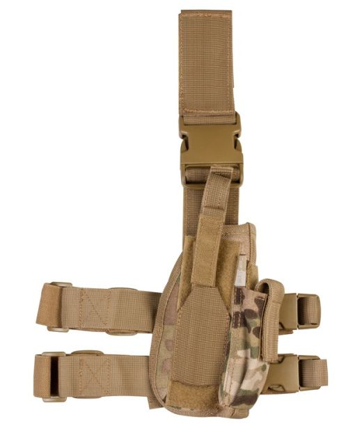 Tactical Leg Holster - Multicam