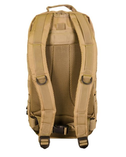 Small Molle Assault Pack 28 Litre - Coyote