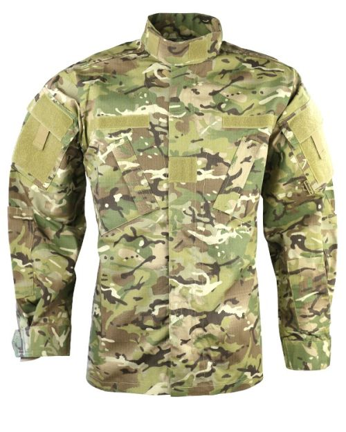 Assault Shirt - ACU Style - BTP Black