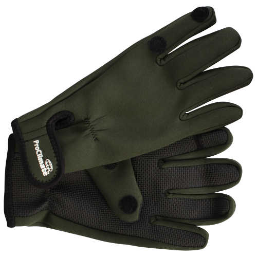 Proclimate gloves - Green