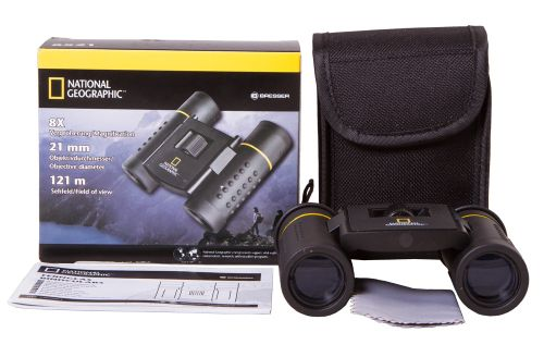 Bresser National Geographic 8x21 Binoculars