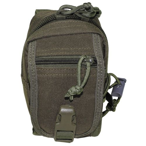 "Utility Pouch, ""MOLLE"", small, OD green"
