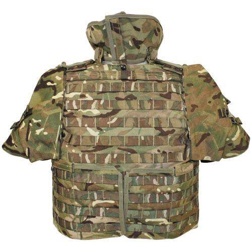 Osprey vest, Army UK, full set
