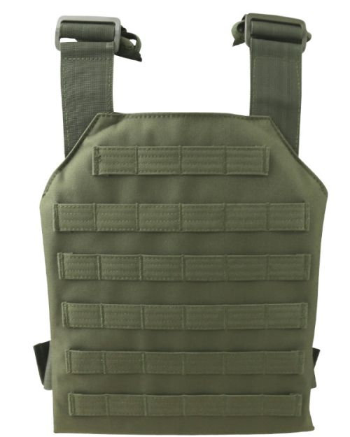 Spartan Plate Carrier - Olive green