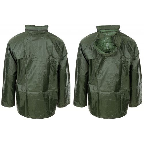 Army raincoat set, UK