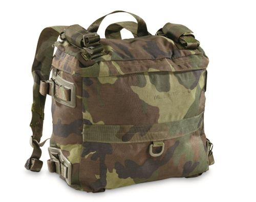 "Army backpack type ""Bergen"" - 90 liters - Italy"